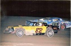 2006 racing Jeromy Nichols