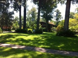July Yard of the Month on W. Lakeview Dr.