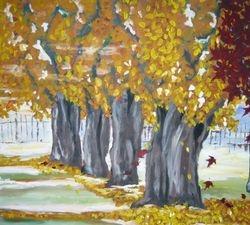 Herbst in Tübngen