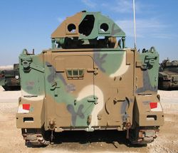 M-109 Tow missile launcher: