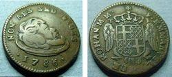 1786 Malta, One Tari