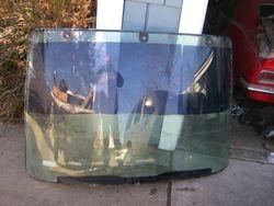MT-765C Rear Glass
