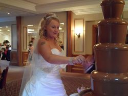 Chocolate Fountain Hire Great Western Hotel