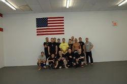 MMA fighter Karo Parisian seminar