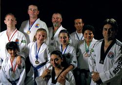 BTKD NATIONALS TEAM 2007