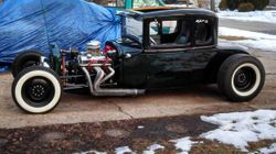 15.31 Ford model A coupe