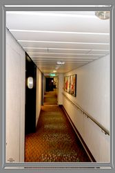 Passageway to the IT office