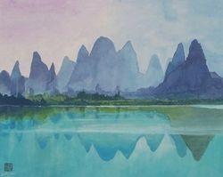 Guilin , China    C