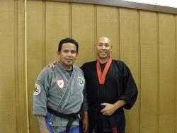 Sifu - Mark Gapol &  Chief Instructor - Sensei - Ed