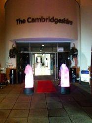Cambridge leisure centre