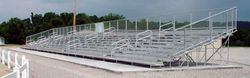 Standard Outdoor Aluminum Bleachers
