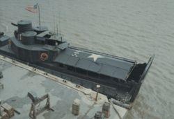 Landing Craft Assault Vessels: