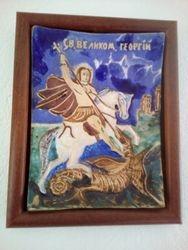 Ikona Sv. Djodja