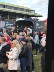Busy Bar at Hereford Food Festival
