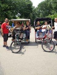 Pedicab Tour of Central Park