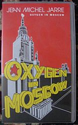 Oxygen in Moscow
