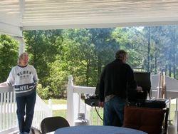 Preston & Rena our host