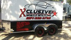 Xclusive 5 Star Mobile Trailer