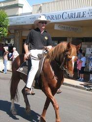 Michael Chaplin, Ong Bak, Anzac Parade '09
