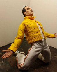 Custom Freddie Mercury