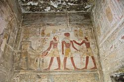Lake Nasser : Temple of Amada
