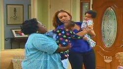 Cassi Davis (Ella), Demetria McKinney (Janine Payne), Hayden & Jayden