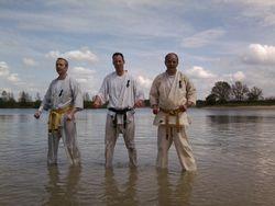 Old Kyokushin Boys