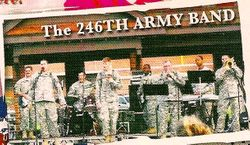 The 246th Army Band