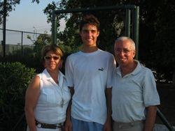 Riccardo Ghedin of Italy