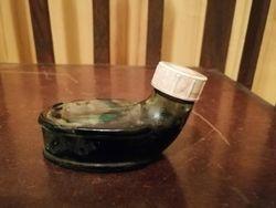 Antikvarinis rasalo buteliukas. Kaina 13