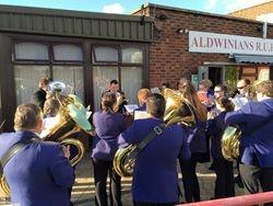 Audenshaw - Aldwinians