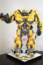 Gravity Defying Bumblebee Transformer