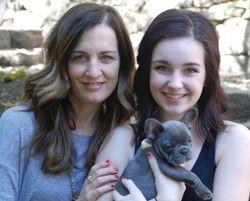 Colleen, Zoe & Louise - 4-14-14
