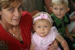 Grandma Charley & Shelby
