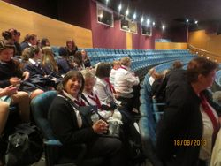 At the Plenty Ranges Convention Centre