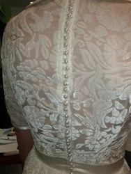 Custom Made Bridal Dress