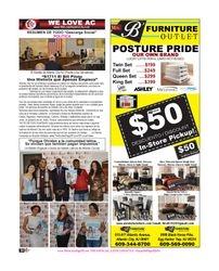 Mr.Bs Furniture / S1711 Bill Piloto AC