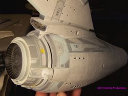 Enterprise Strongback Paint job 051