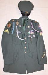 Berlin Brigade about 1979 Class A Dress: