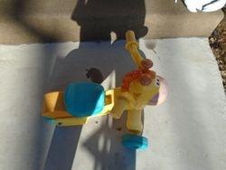 Little Tikes Go & Grow Lil' Rollin Giraffe - $10