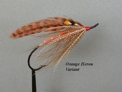 Orange Heron Var