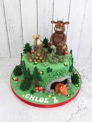 Chloe's 2nd Birthday Cake