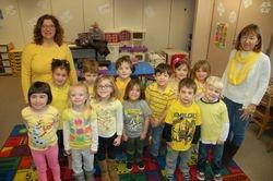 2014-2015 Pre-Kindergarten Class