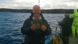 fishing in Ireland galway johndorey