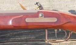 .40 Cal Flintlock Chunk Rifle