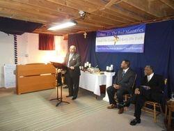 Pastor Sohan Propheseying