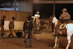 Cowboys at work
