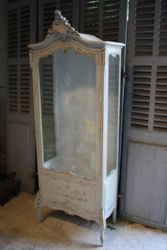 SOLD #19/305 Display Case Louis XV SOLD