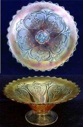 Five Hearts dome ftd bowl, marigold
