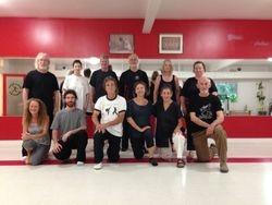 Madoc Tai Chi and Internal Arts Summer Push Hands Camp